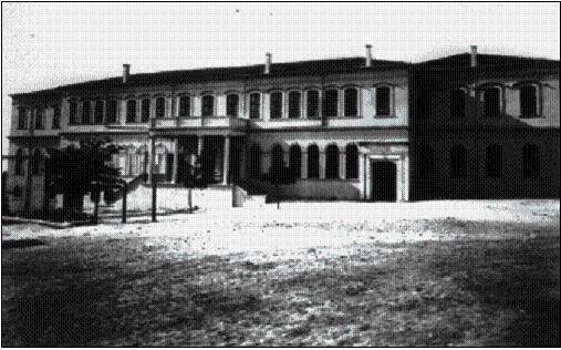 istanbul harp okulu