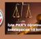 15 Kriterle PKK'lı Öğretmen Temizliği!!!