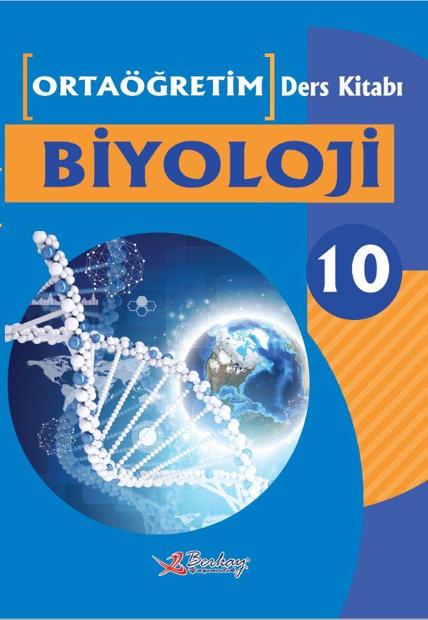 10sınıf Biyoloji Ders Kitabı Berkay Yayıncılık 2018 2019 Meb