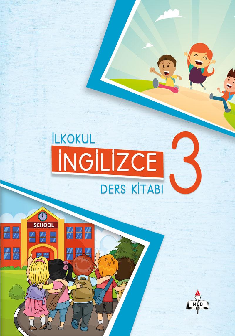 3sınıf Ingilizce Ders Kitabı Ve Ses Dosyası Meb Yayınları 2018