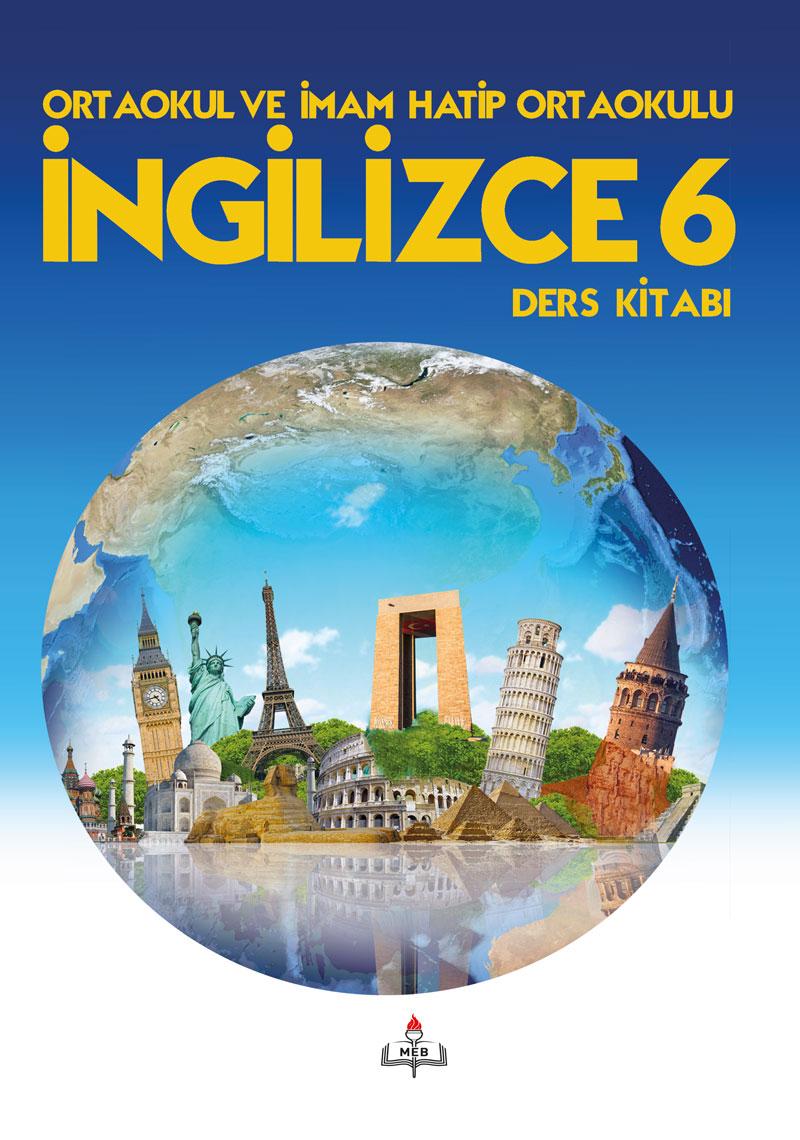 6sınıf Ingilizce Ders Kitabı Ve Ses Dosyası Meb Yayınları 2018