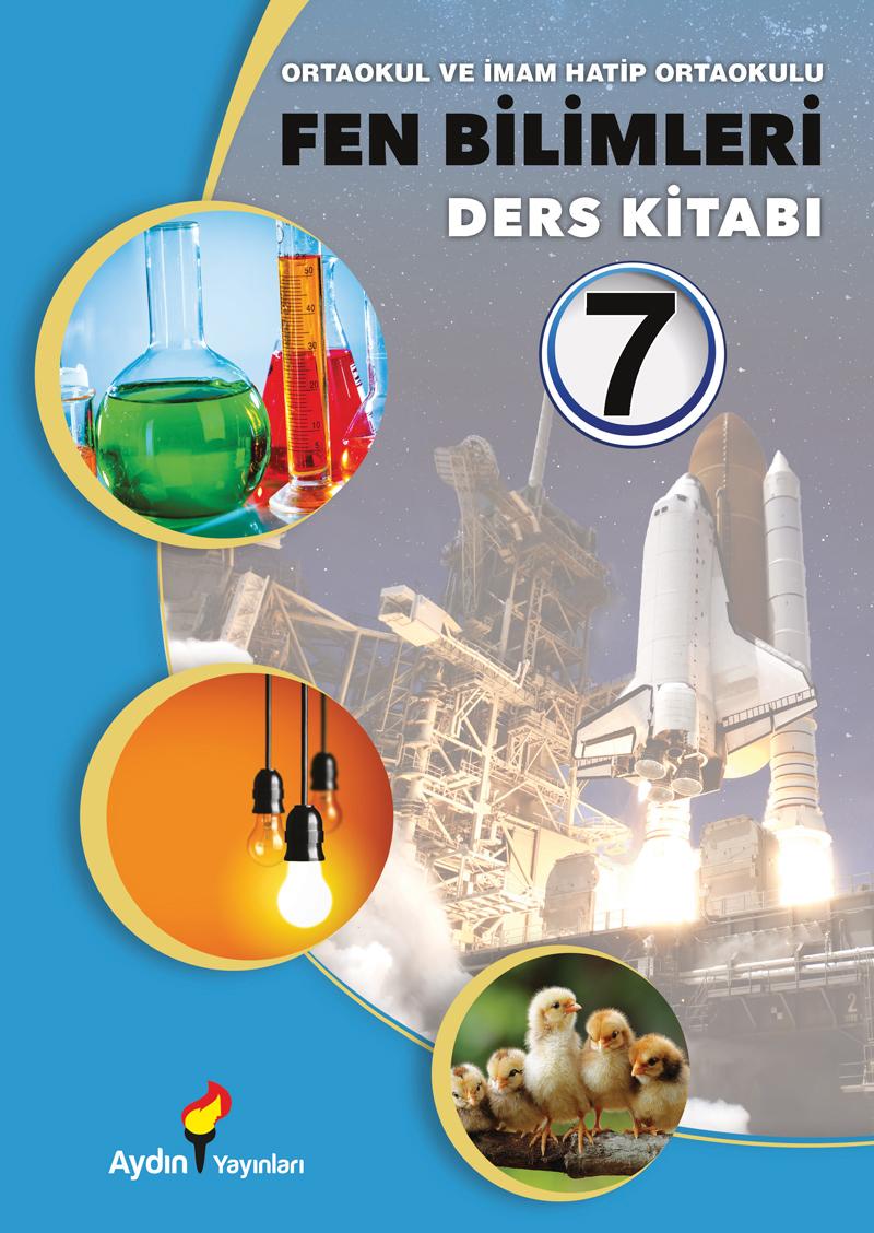 7sınıf Fen Bilimleri Ders Kitabı Aydın Yayınları 2018 2019 Meb