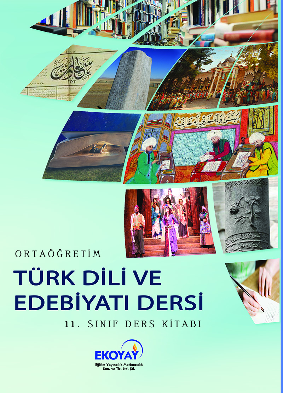 11sınıf Türk Dili Ve Edebiyatı Ders Kitabı Ekoyay 2018 2019 Meb
