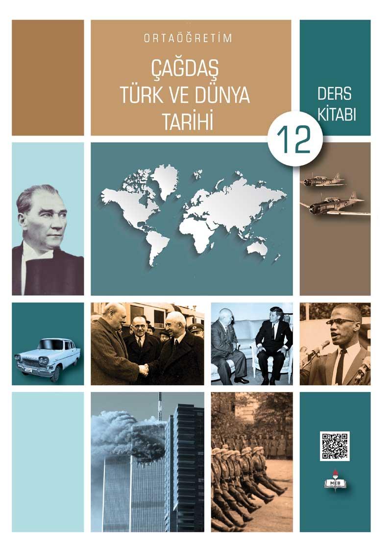 12sınıf çağdaş Türk Ve Dünya Tarihi Ders Kitabı Meb Yayınları