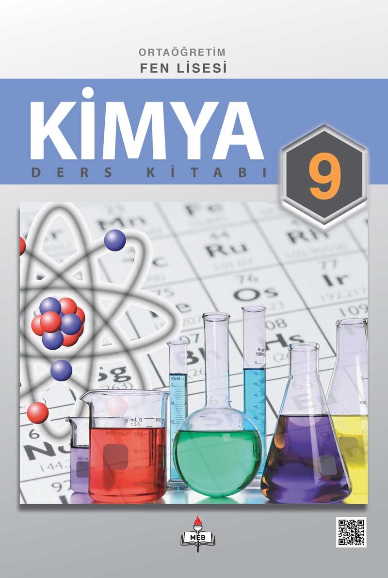 Fen Lisesi 9sınıf Kimya Ders Kitabı Meb Yayınları 2018 2019 Meb