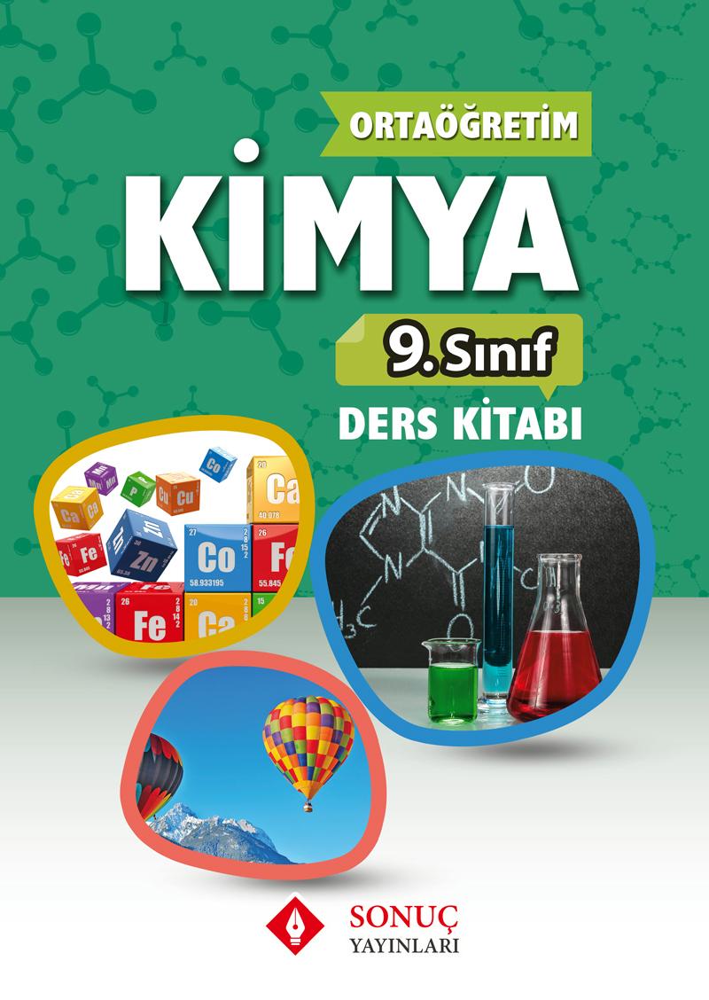 9sınıf Kimya Ders Kitabı Sonuç Yayınları 2018 2019 Meb