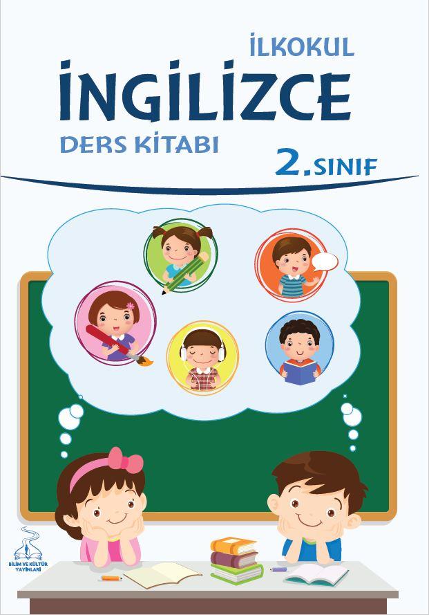 2 Sinif Ingilizce Ders Kitabi Ve Ses Dosyasi Bilim Ve Kultur