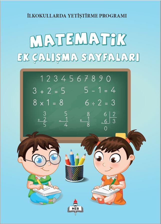 Iyep Matematik Ek Calisma Sayfalari Kitabi Meb Yayinlari 2019
